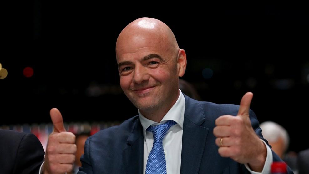 FIFA : Διεκδικεί ξανά την προεδρία ο Ινφαντίνο | to10.gr