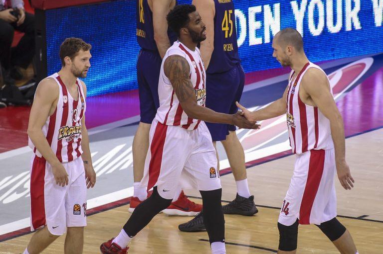 Ολυμπιακός: Στρέλνιεκς in, Τιλί και ΜακΛιν out | to10.gr