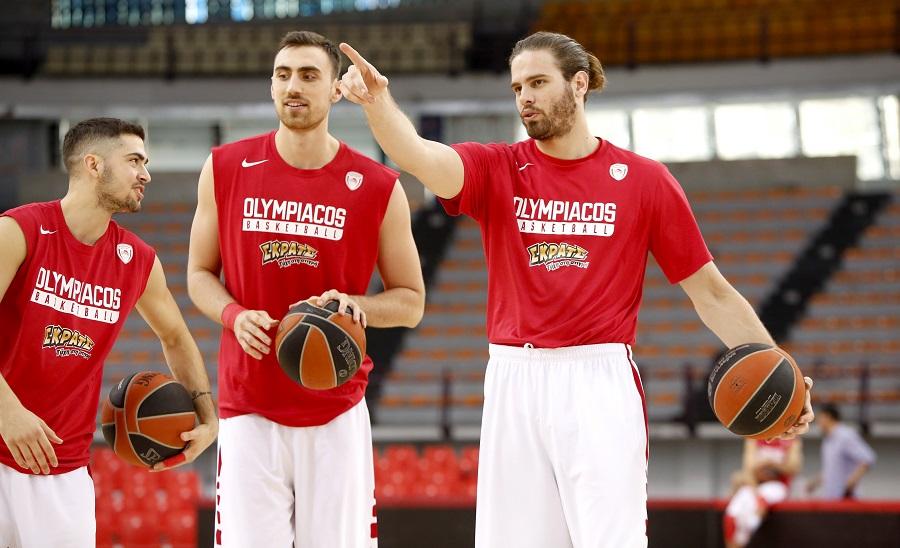 Ολυμπιακός : Επιστροφή στις προπονήσεις μαζί με τους προέδρους | to10.gr