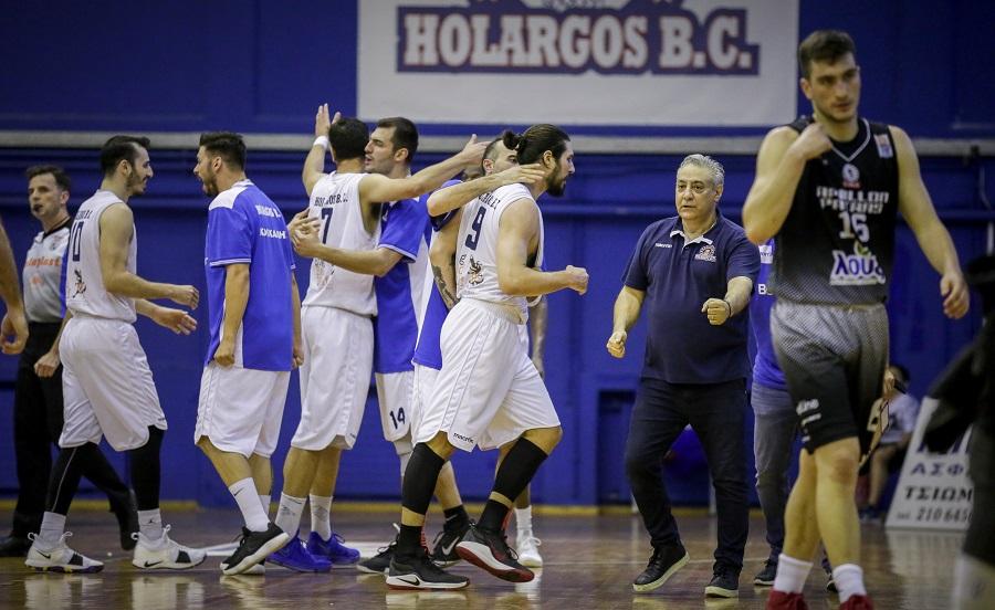 Απορρίφθηκε η ένσταση του Απόλλωνα, κανονικά στη Basket League ο Χολαργός | to10.gr