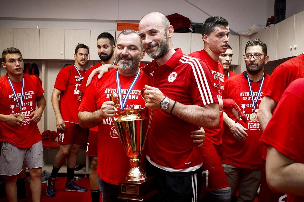 Ζαραβίνας: «Τέτοιες ανατροπές κάνουν πιο δυνατή την ομάδα» | to10.gr