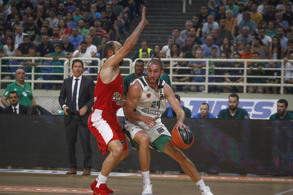 Λοτζέσκι: «Ηθελα να παίξω καλά κόντρα στον Ολυμπιακό» | to10.gr
