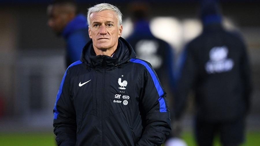 «Ο Ντεσάμπ έχει συμβόλαιο έως το 2020 με τη Γαλλία»   to10.gr