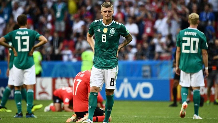 Γερμανία : Ζήτησε συγγνώμη για τον αποκλεισμό η Ποδοσφαιρική Ομοσπονδία   to10.gr