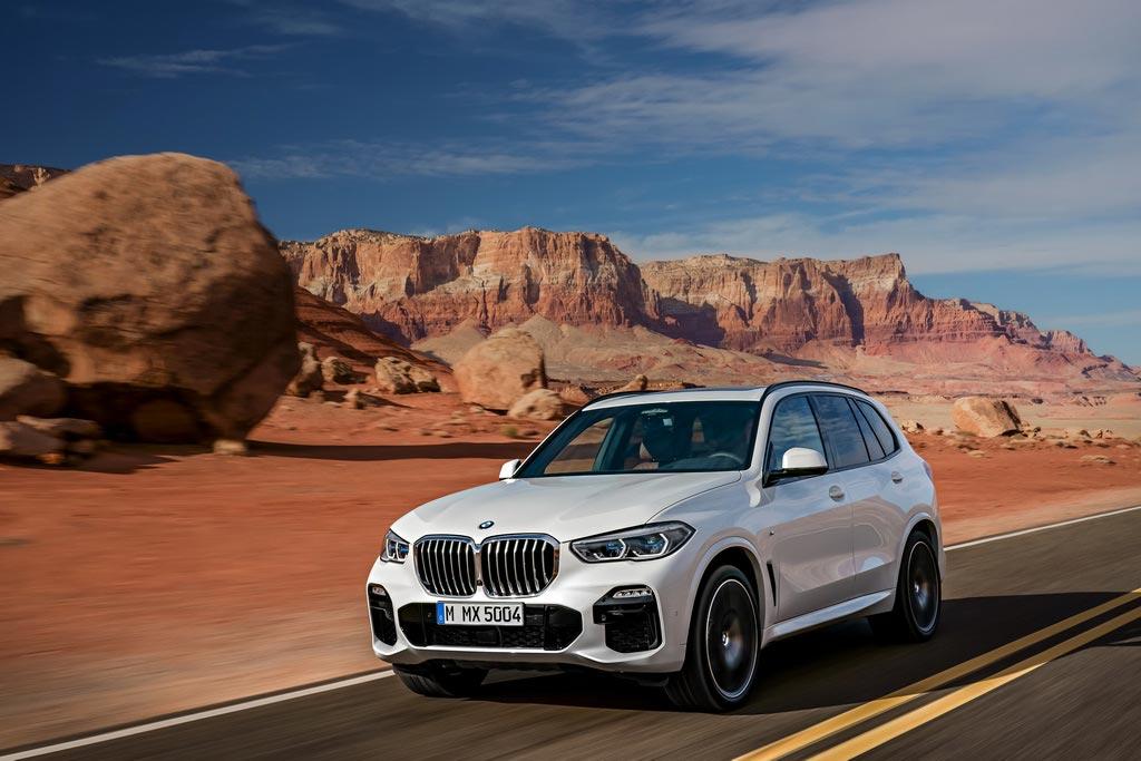 BMW X5 2018   to10.gr