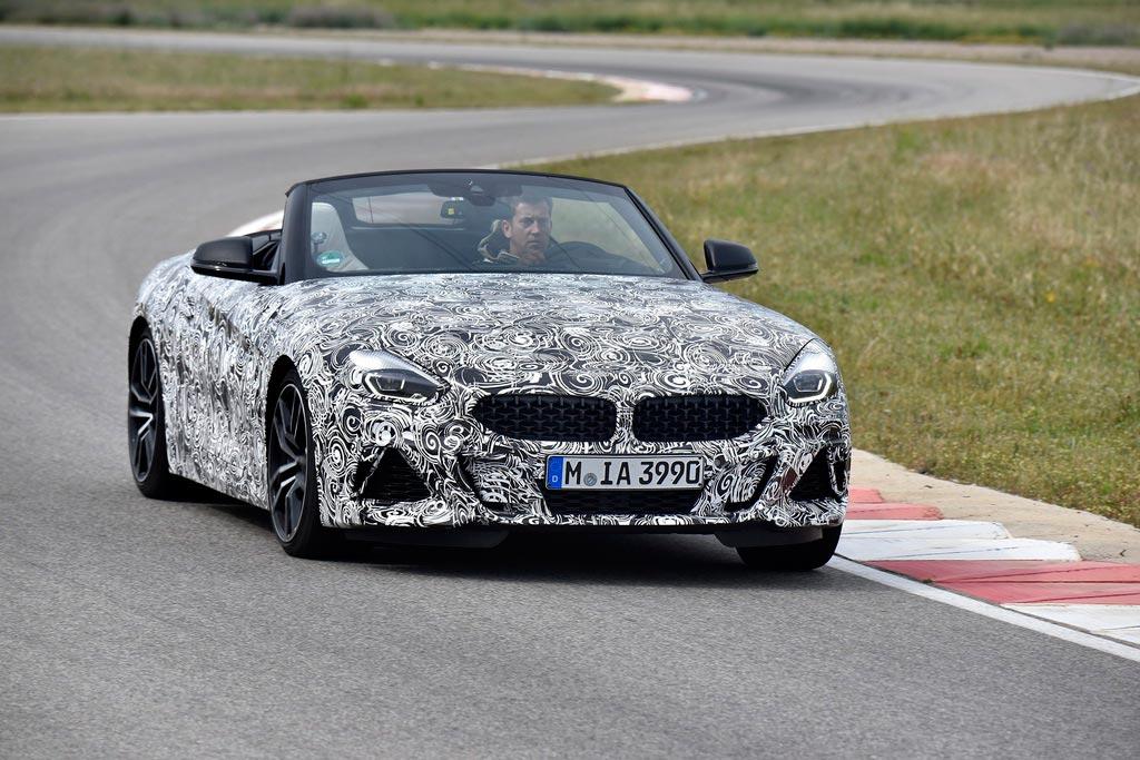 Σκληρές δοκιμές για τη νέα BMW Z4 | to10.gr