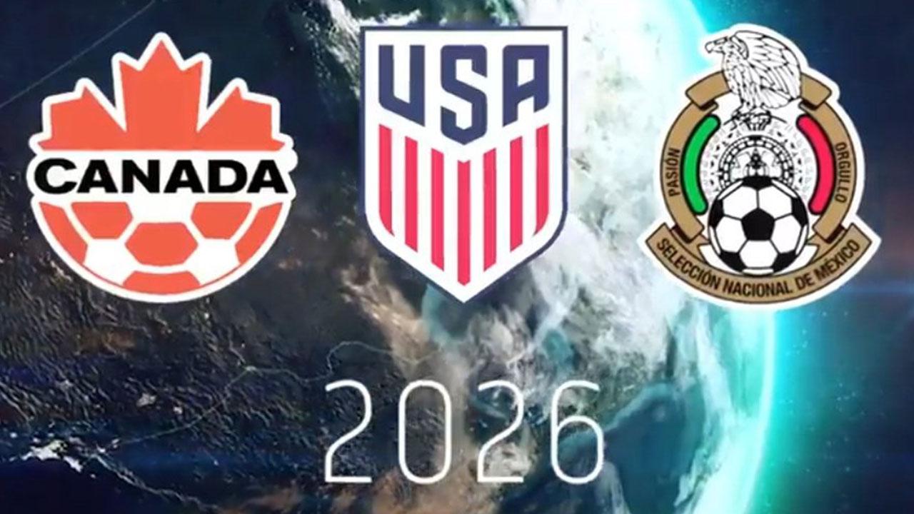 Σε ΗΠΑ, Μεξικό και Καναδά το Μουντιάλ του 2026 | to10.gr