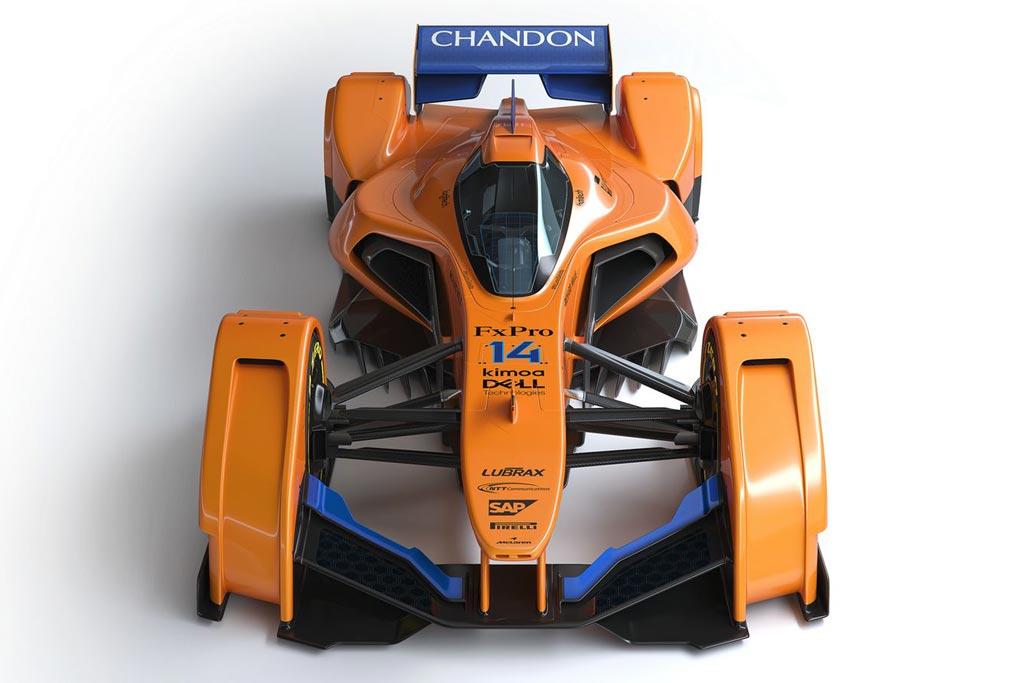 McLaren X2 | to10.gr