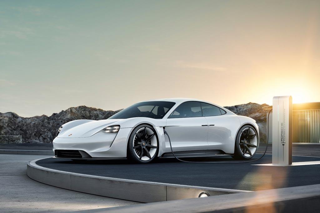 Porsche Taycan: Το πρώτο πλήρως ηλεκτρικό sport αυτοκίνητο της εταιρείας   to10.gr