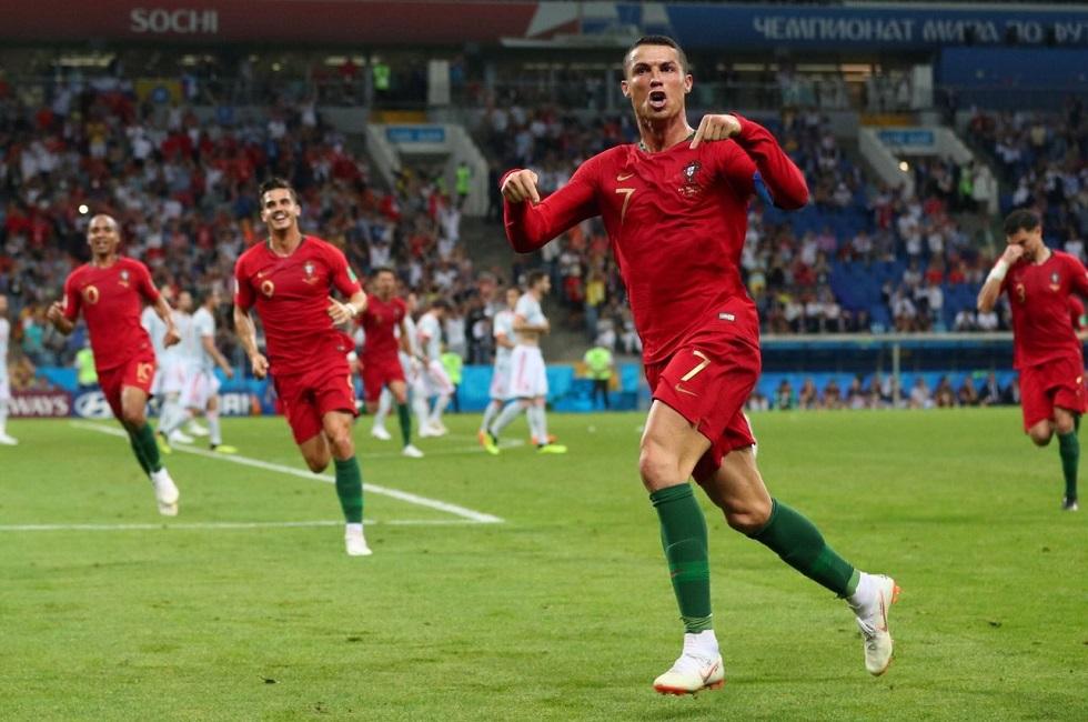Τα έξι γκολ στο Πορτογαλία – Ισπανία (vid)   to10.gr
