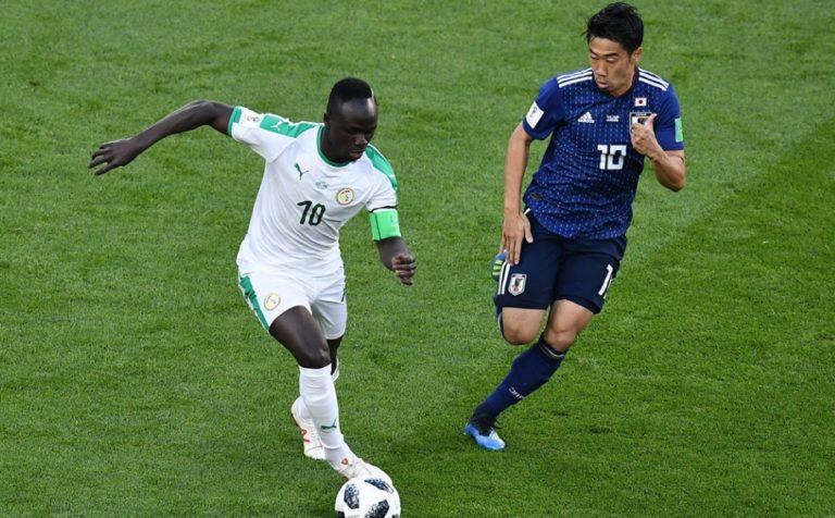 Ιαπωνία – Σενεγάλη 2-2   to10.gr