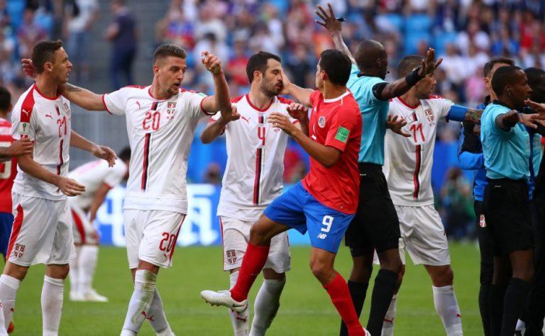 Η ένταση μεταξύ Μάτιτς – Ραμίρες και το χτύπημα στον Μιλιβόγεβιτς (vid)   to10.gr