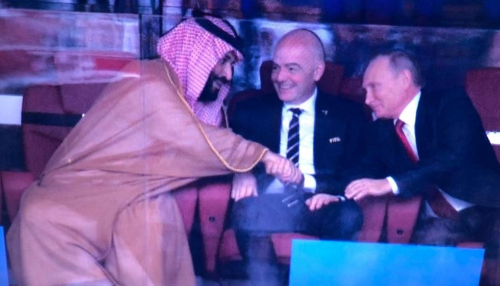 Η «συγγνώμη» του Πούτιν στον Σαουδάραβα Πρίγκιπα (vid)   to10.gr