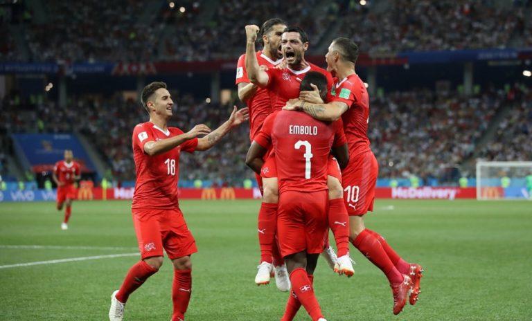 Ελβετία – Κόστα Ρίκα 2-2 | to10.gr