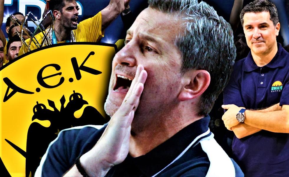 Πρώτο φαβορί ο Ζούρος για τον πάγκο της ΑΕΚ! | to10.gr