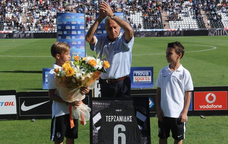 Τερζανίδης : «Πιστεύω στην πρόκριση του ΠΑΟΚ»   to10.gr