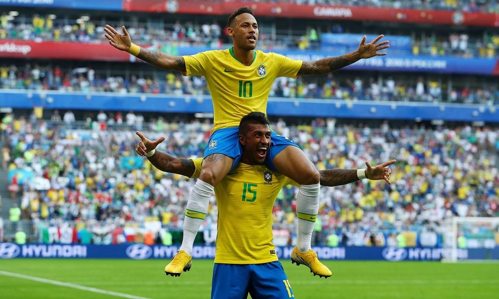 Βραζιλία – Μεξικό 2-0 | to10.gr