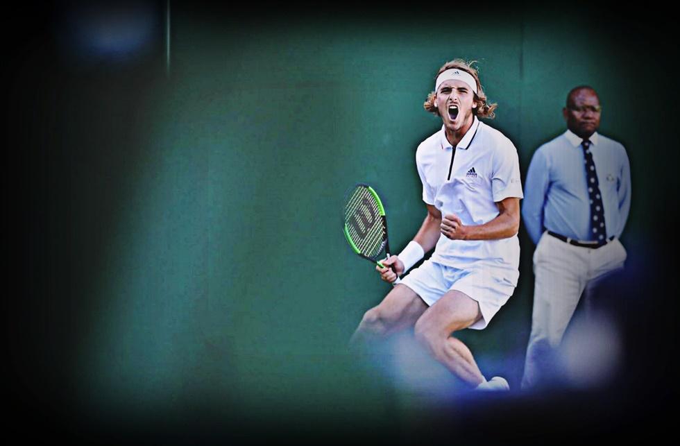 Τσιτσιπάς: «Στόχος μου το Top 30 και ένας τίτλος ATP» | to10.gr