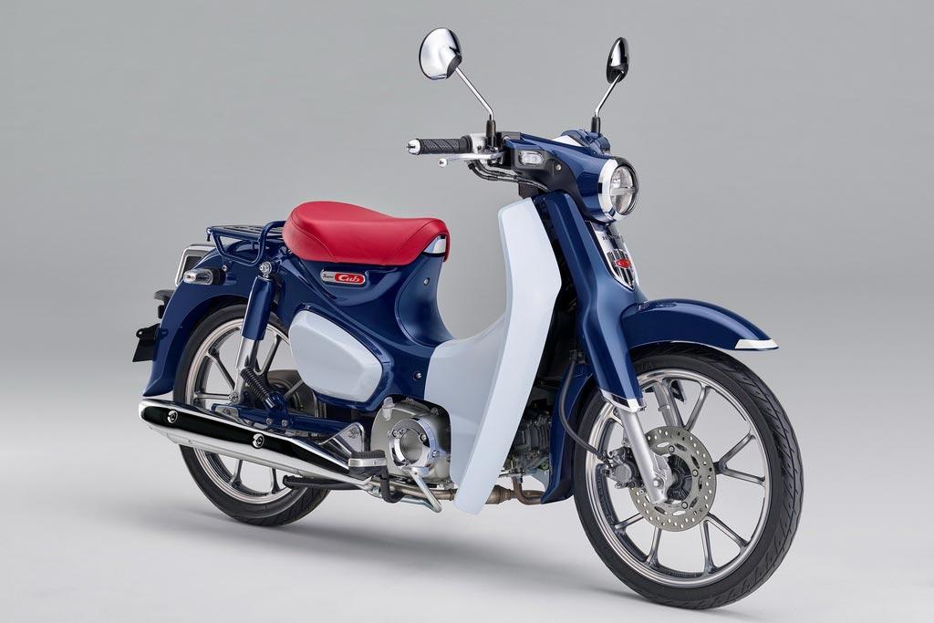 Honda Super Cub 125 | to10.gr