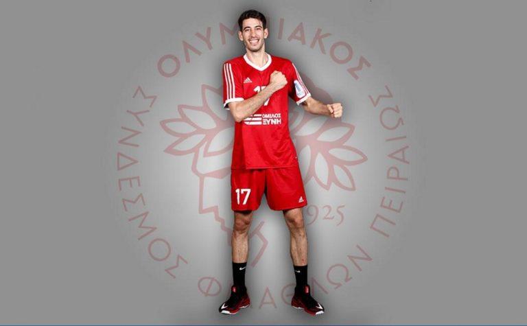 Ολυμπιακός και Κανδύλας μαζί για 3 ακόμη χρόνια | to10.gr
