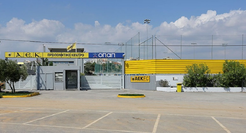 AEK : Ξενοδοχείο με πισίνες στα Σπάτα | to10.gr