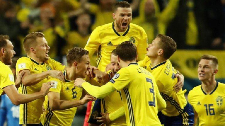 Οι ενδεκάδες στο Σουηδία-Ελβετία, βασικός ο Μπεργκ (pic) | to10.gr