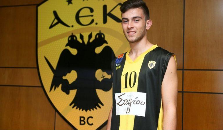 AEK: Επένδυση για το μέλλον με Καρλή | to10.gr