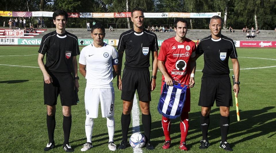 Ατρόμητος : Νίκη 2-0 στο πρώτο φιλικό της νέας σεζόν (pics,vid) | to10.gr
