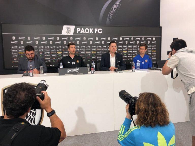 Βαλεντίν Στόκερ : «Να ξεχάσουμε την ήττα στο πρωτάθλημα» | to10.gr
