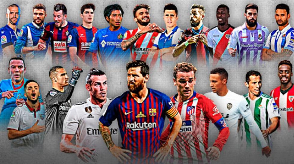 Αυτή είναι η La Liga της σεζόν 2018-2019 | to10.gr