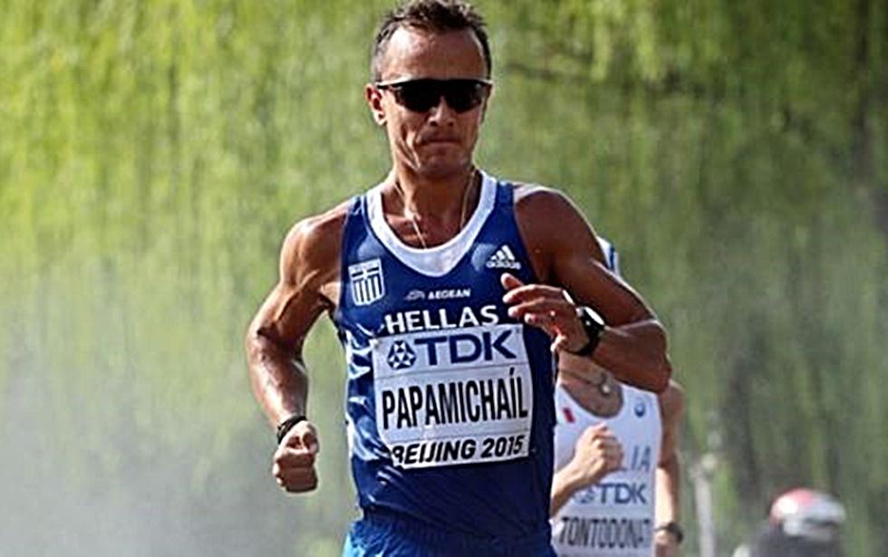 15ος ο Παπαμιχαήλ στα 20χμ. βάδην, νταμπλ από τους Ισπανούς | to10.gr