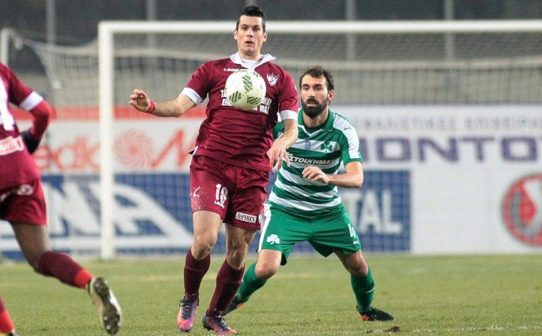 Η Λάρισα αποδέσμευσε τρεις ποδοσφαιριστές | to10.gr