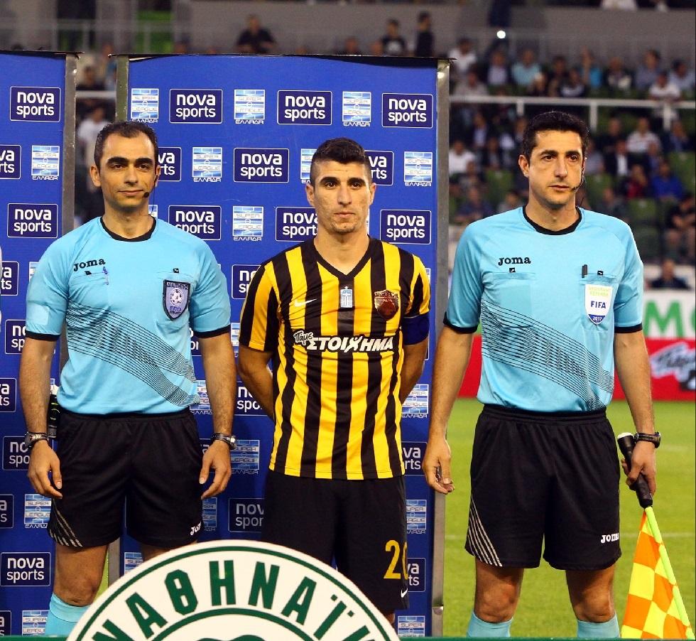 Κούλα Χασάν: από την Τούμπα, στο Ευρωπαϊκό Παίδων και τώρα στην εξέδρα | to10.gr