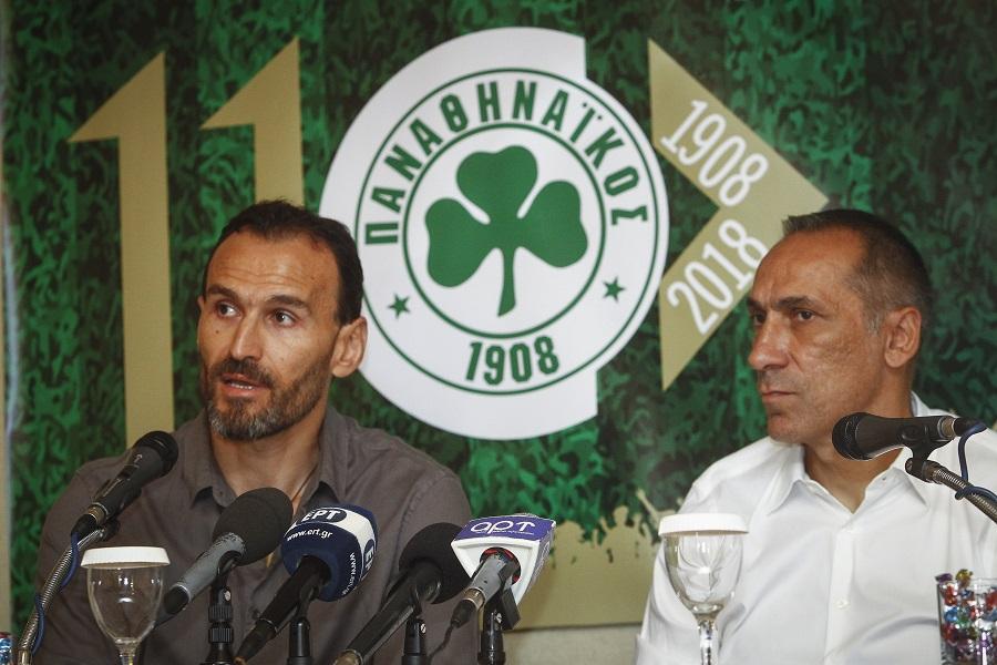 Διαψεύδει τις φήμες για Γκροσίτσκι και Τσοπ ο Παναθηναϊκός | to10.gr