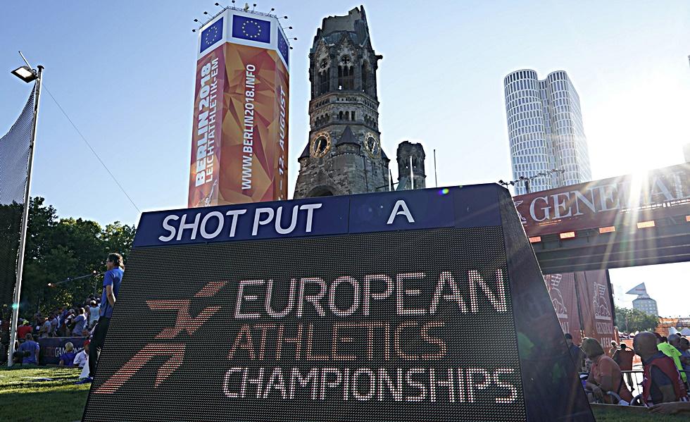 Οι ελληνικές συμμετοχές της τρίτης ημέρας του ευρωπαϊκού πρωταθλήματος στο Βερολίνο   to10.gr