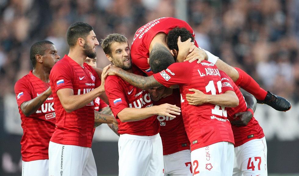 Ζορίστηκε η Σπαρτάκ Μόσχας, νίκη με 1-0 κόντρα στην Ανζί | to10.gr