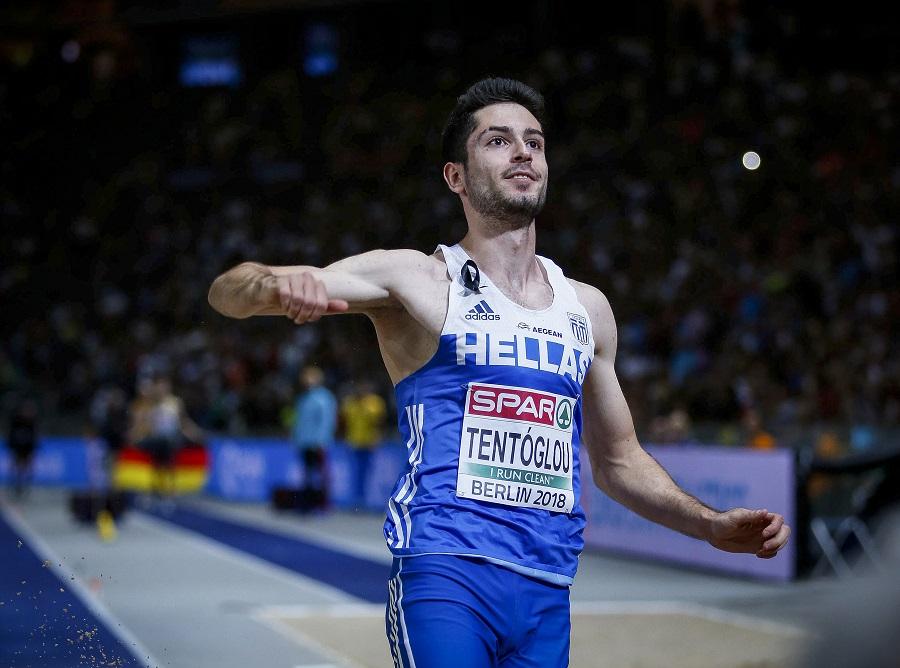 Βερολίνο 2018 : Πρωταθλητής Ευρώπης στο μήκος ο Τεντόγλου!   to10.gr