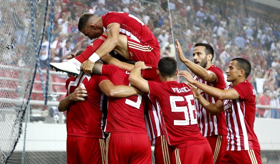 Γκολάρα Γκερέρο για το 4-0 του Ολυμπιακού! (vid) | to10.gr