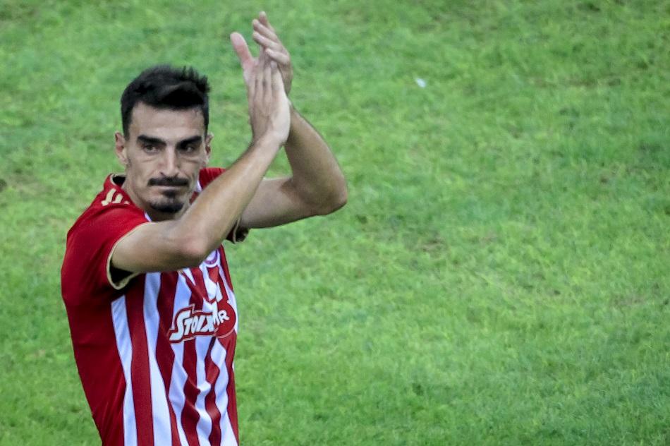 Χριστοδουλόπουλος: «Αυτό που κάναμε σήμερα, να γίνεται σε όλα τα ματς γιατί αυτό αρμόζει στον σύλλογο» | to10.gr