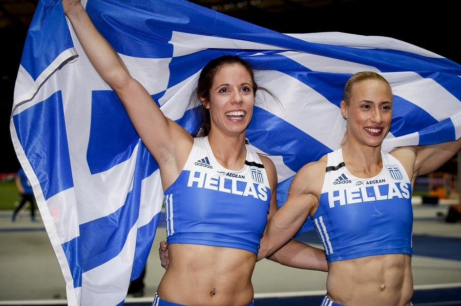 Τέταρτη στα μετάλλια η Ελλάδα στο Βερολίνο! | to10.gr