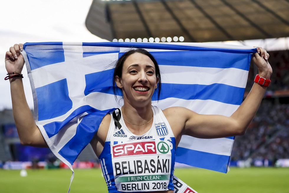 Ασημένιο μετάλλιο στα 400μ. η Μπελιμπασάκη | to10.gr