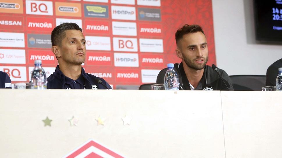 Λουτσέσκου: «Θέλουμε τη νίκη, όχι μόνο την πρόκριση» | to10.gr