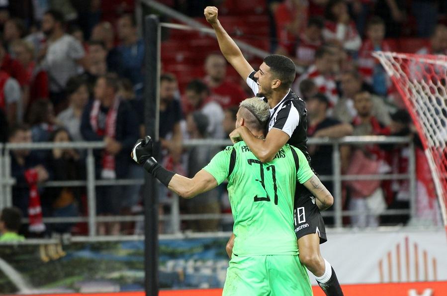 Σπαρτάκ Μόσχας – ΠΑΟΚ 0-0 | to10.gr
