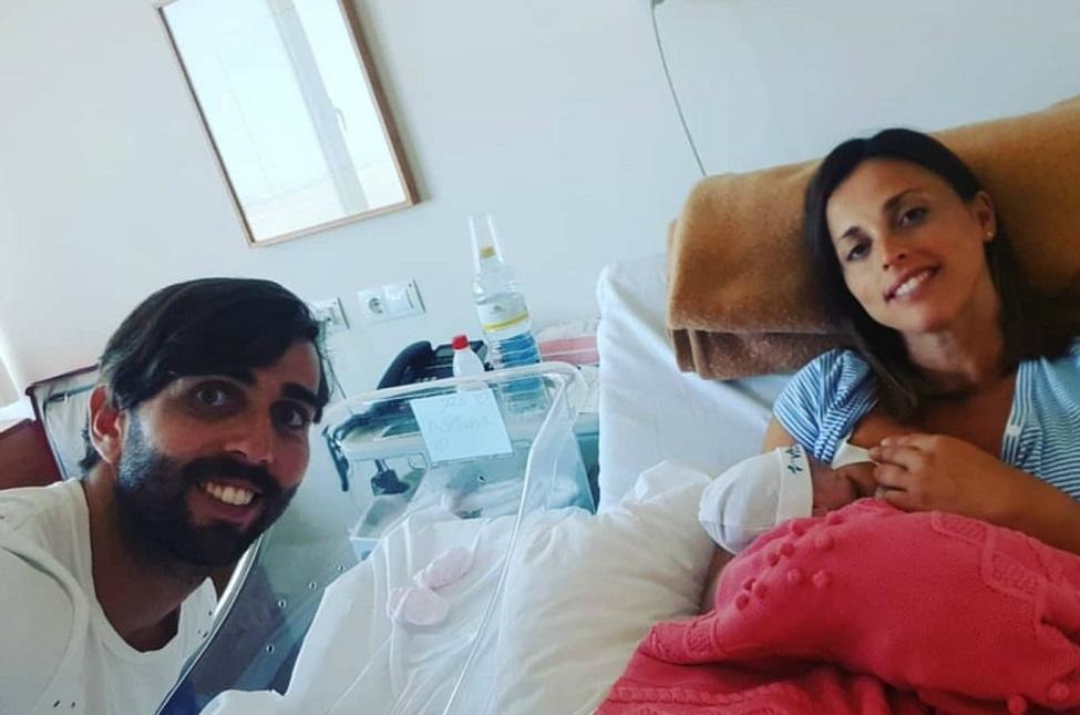 Ο Κρέσπο, η Βαλεντίνα και η νεογέννητη Αντριάνα (pics) | to10.gr