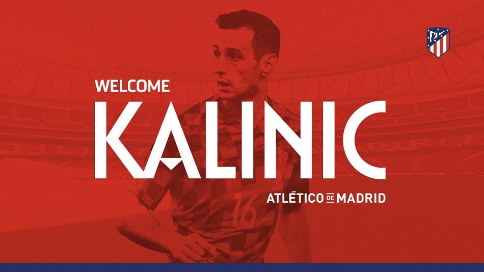 Επίσημο: Στην Ατλέτικο ο Κάλινιτς! | to10.gr