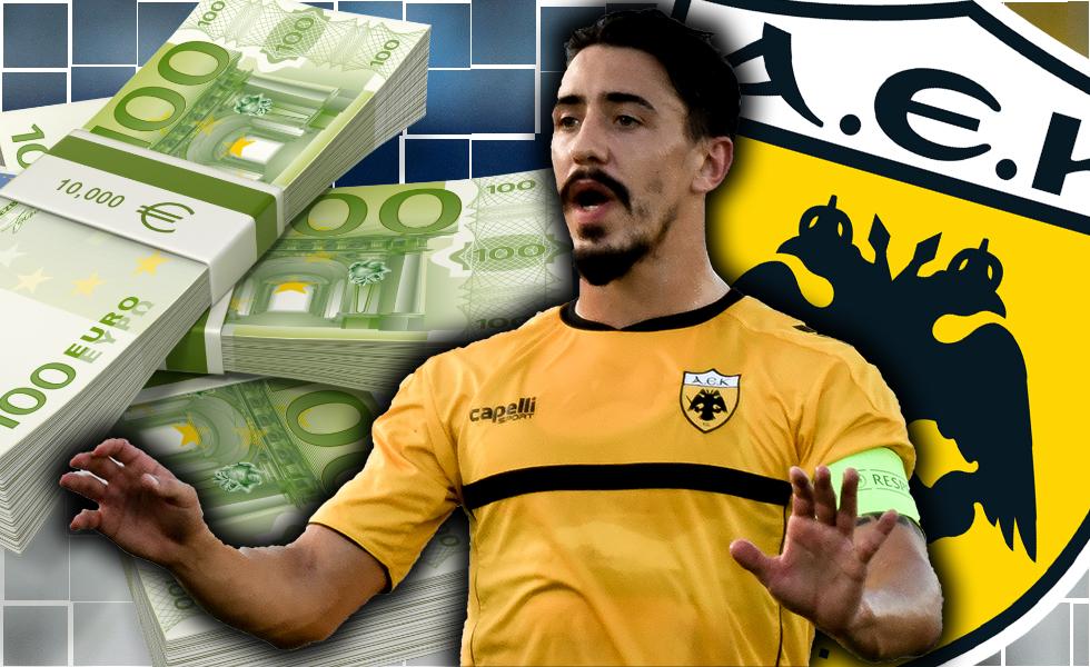 Εβαλε τιμή στον Σιμόες η ΑΕΚ: 5.000.000 €! | to10.gr
