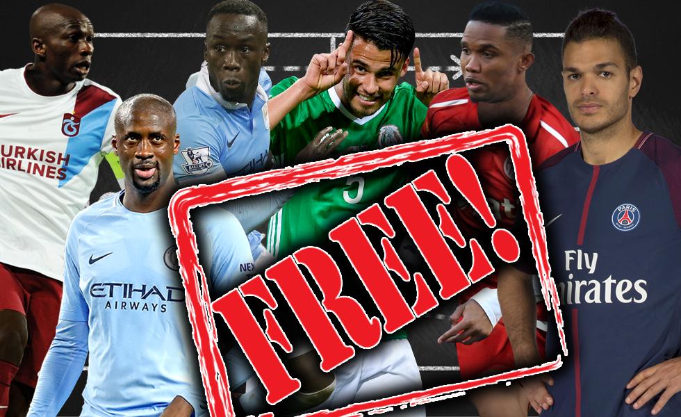 Αυτοί είναι οι κορυφαίοι ελεύθεροι ποδοσφαιριστές | to10.gr
