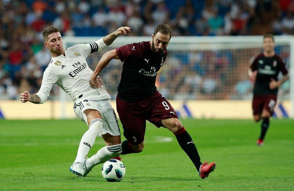 Ρεάλ Μαδρίτης-Μίλαν 3-1 | to10.gr