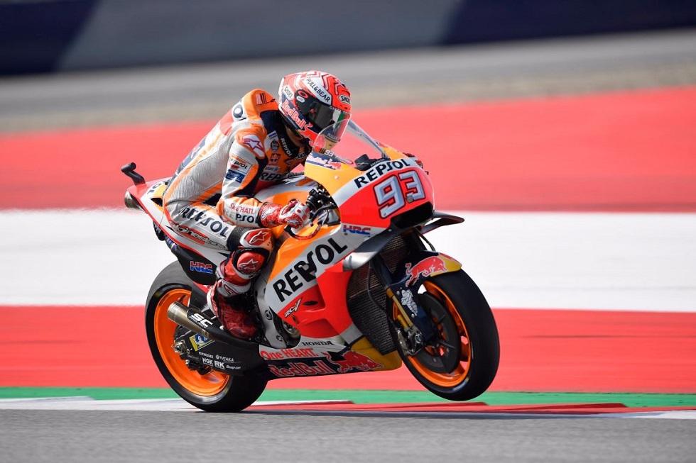 Moto GP : Μάχη με τις Ducati και pole position στον Μάρκεθ | to10.gr