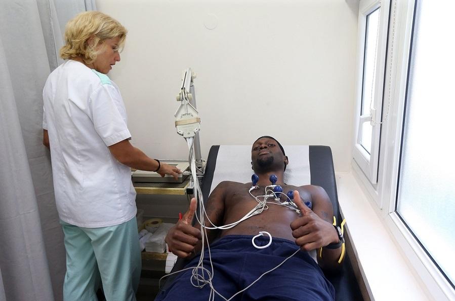 Άρης : Άρχισαν οι ιατρικές εξετάσεις των παικτών (pics) | to10.gr